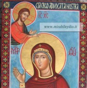 Icone Sacre Mirabile – Mater Dei, a Varese